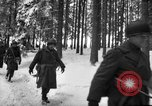 Image of United States 75th infantry advance Commanster Belgium, 1945, second 55 stock footage video 65675072472