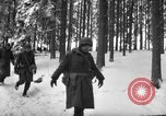 Image of United States 75th infantry advance Commanster Belgium, 1945, second 56 stock footage video 65675072472