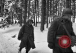 Image of United States 75th infantry advance Commanster Belgium, 1945, second 59 stock footage video 65675072472
