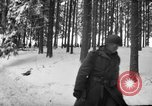 Image of United States 75th infantry advance Commanster Belgium, 1945, second 60 stock footage video 65675072472