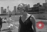 Image of grandmothers bathing beauty contest New York City USA, 1967, second 42 stock footage video 65675072481