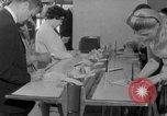 Image of civilians purchase lottery tickets New York City USA, 1967, second 25 stock footage video 65675072485