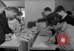Image of civilians purchase lottery tickets New York City USA, 1967, second 38 stock footage video 65675072485