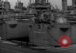 Image of USS Brooklyn Philadelphia Pennsylvania USA, 1951, second 10 stock footage video 65675072495