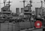 Image of USS Brooklyn Philadelphia Pennsylvania USA, 1951, second 14 stock footage video 65675072495