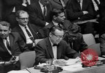 Image of United Nations Security Council New York United States USA, 1967, second 27 stock footage video 65675072502