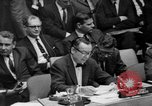 Image of United Nations Security Council New York United States USA, 1967, second 28 stock footage video 65675072502
