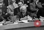 Image of United Nations Security Council New York United States USA, 1967, second 35 stock footage video 65675072502