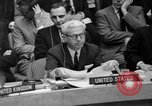 Image of United Nations Security Council New York United States USA, 1967, second 37 stock footage video 65675072502