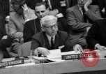 Image of United Nations Security Council New York United States USA, 1967, second 38 stock footage video 65675072502