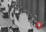 Image of Bank holiday in Great Depression Washington DC USA, 1933, second 4 stock footage video 65675072514