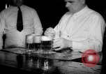 Image of bank converted into bar at end of Prohibition Chicago Illinois USA, 1933, second 9 stock footage video 65675072515