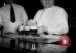 Image of bank converted into bar at end of Prohibition Chicago Illinois USA, 1933, second 10 stock footage video 65675072515