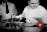 Image of bank converted into bar at end of Prohibition Chicago Illinois USA, 1933, second 11 stock footage video 65675072515