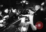 Image of bank converted into bar at end of Prohibition Chicago Illinois USA, 1933, second 13 stock footage video 65675072515