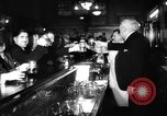 Image of bank converted into bar at end of Prohibition Chicago Illinois USA, 1933, second 14 stock footage video 65675072515