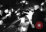 Image of bank converted into bar at end of Prohibition Chicago Illinois USA, 1933, second 15 stock footage video 65675072515