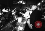 Image of bank converted into bar at end of Prohibition Chicago Illinois USA, 1933, second 16 stock footage video 65675072515