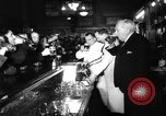 Image of bank converted into bar at end of Prohibition Chicago Illinois USA, 1933, second 18 stock footage video 65675072515