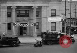 Image of bank converted into bar at end of Prohibition Chicago Illinois USA, 1933, second 21 stock footage video 65675072515