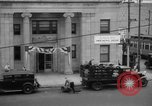 Image of bank converted into bar at end of Prohibition Chicago Illinois USA, 1933, second 22 stock footage video 65675072515