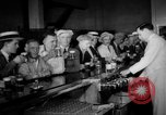 Image of bank converted into bar at end of Prohibition Chicago Illinois USA, 1933, second 32 stock footage video 65675072515