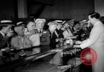 Image of bank converted into bar at end of Prohibition Chicago Illinois USA, 1933, second 33 stock footage video 65675072515