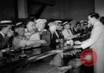 Image of bank converted into bar at end of Prohibition Chicago Illinois USA, 1933, second 34 stock footage video 65675072515