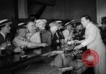 Image of bank converted into bar at end of Prohibition Chicago Illinois USA, 1933, second 36 stock footage video 65675072515