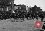 Image of 60 mile bicycle race Chicago Illinois USA, 1936, second 12 stock footage video 65675072520