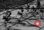 Image of 60 mile bicycle race Chicago Illinois USA, 1936, second 18 stock footage video 65675072520