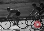 Image of 60 mile bicycle race Chicago Illinois USA, 1936, second 21 stock footage video 65675072520