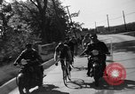 Image of 60 mile bicycle race Chicago Illinois USA, 1936, second 23 stock footage video 65675072520