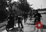 Image of 60 mile bicycle race Chicago Illinois USA, 1936, second 24 stock footage video 65675072520