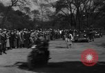 Image of 60 mile bicycle race Chicago Illinois USA, 1936, second 42 stock footage video 65675072520