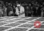 Image of largest pie Talent Oregon USA, 1936, second 13 stock footage video 65675072521