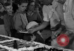 Image of largest pie Talent Oregon USA, 1936, second 24 stock footage video 65675072521