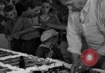 Image of largest pie Talent Oregon USA, 1936, second 25 stock footage video 65675072521