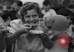 Image of largest pie Talent Oregon USA, 1936, second 26 stock footage video 65675072521