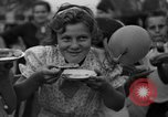 Image of largest pie Talent Oregon USA, 1936, second 28 stock footage video 65675072521