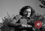 Image of Young women farmers New Hebron Mississippi USA, 1936, second 21 stock footage video 65675072526