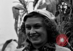Image of Young women farmers New Hebron Mississippi USA, 1936, second 43 stock footage video 65675072526