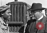 Image of Bishop John Andrew Gregg Port Moresby Papua New Guinea, 1943, second 23 stock footage video 65675072538