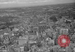 Image of bomb damage Coutances France, 1944, second 3 stock footage video 65675072544