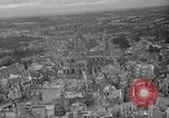 Image of bomb damage Coutances France, 1944, second 4 stock footage video 65675072544