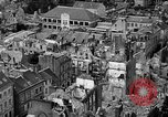 Image of bomb damage Coutances France, 1944, second 24 stock footage video 65675072544