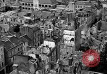 Image of bomb damage Coutances France, 1944, second 32 stock footage video 65675072544