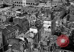 Image of bomb damage Coutances France, 1944, second 34 stock footage video 65675072544