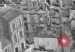 Image of bomb damage Coutances France, 1944, second 45 stock footage video 65675072544