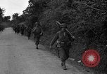 Image of U.S.4th Armored Division in Operation Cobra in World War II Periers France, 1944, second 10 stock footage video 65675072546